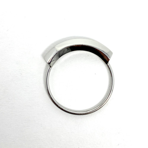 COS Thickened Band Ring- Top