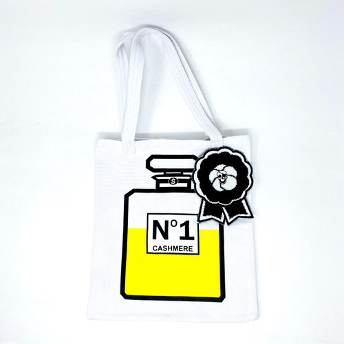 Ca$hmere Number One Tote Bag - Thumbnail