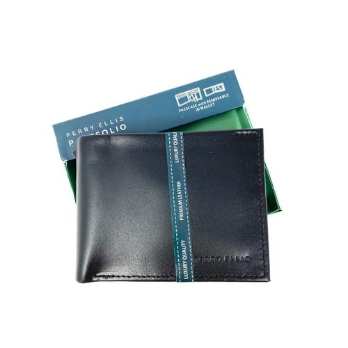 Perry Ellis Portfolio Passcase Wallet - Thumbnail