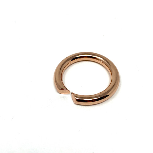 COS Midored Edge Stacking Ring- Front