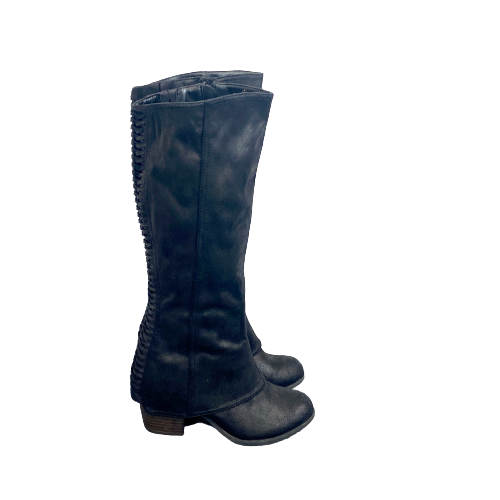 Fergilicious Knee High Layered Boots- Right
