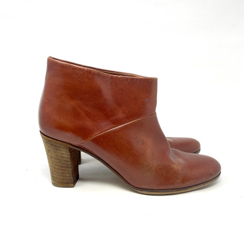Maison Martin Margiela Block Heel Booties- Right