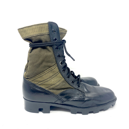 Combination Combat Boots- Right