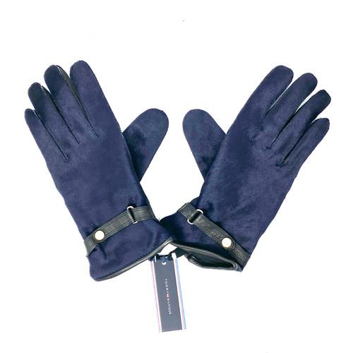 Tommy Hilfiger Sheep Skin Gloves- Front