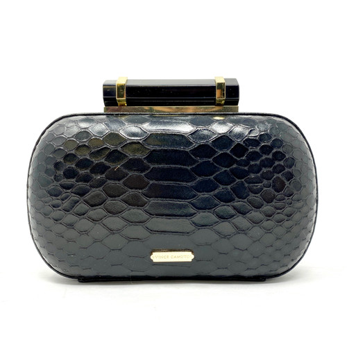 Vince Camuto Reptile Minaudiere- Front
