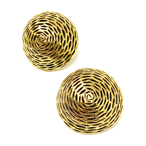 St. Tropez Clip-On Earrings- Thumbnail