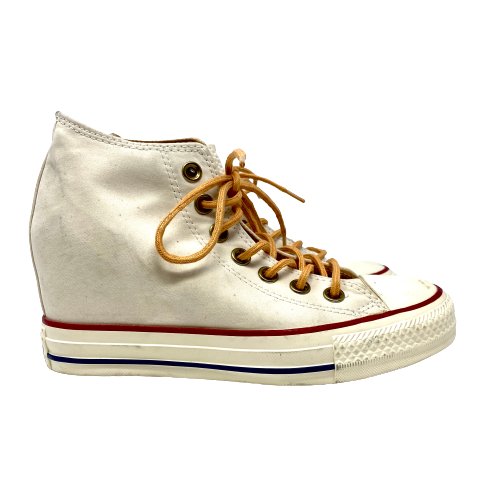 Converse All Star Wedge High Tops- Right