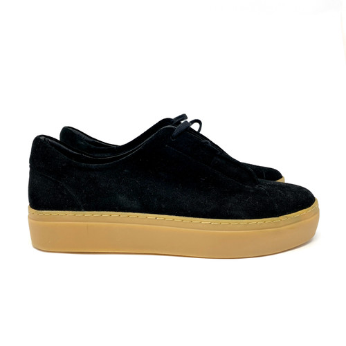 COS Suede Gum Sole Sneakers- Right
