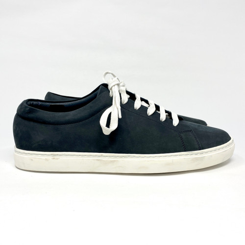 COS x Mr. Porter Nubuck Tennis Shoes- Right