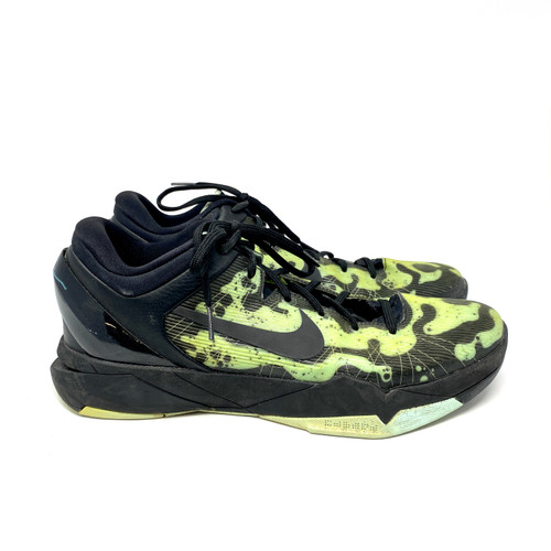 Nike Zoom Kobe 7 Poison Dart Frog Sneakers- Right