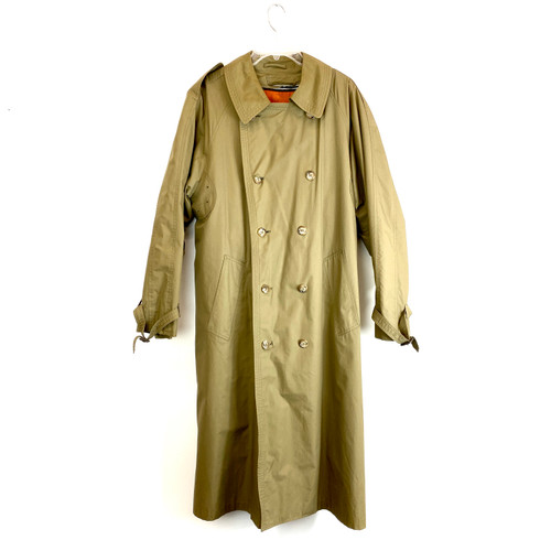 Vintage London Fog Trench Coat- Front