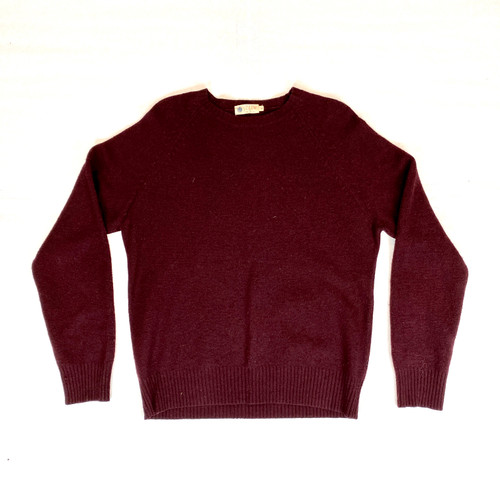 Vintage J. Crew Lambswool Pullover- Front