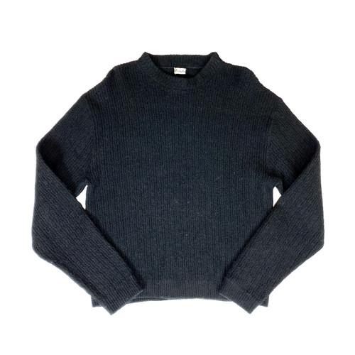Vintage Bloomingdales Ribbed Knit Pullover- Thumbnail
