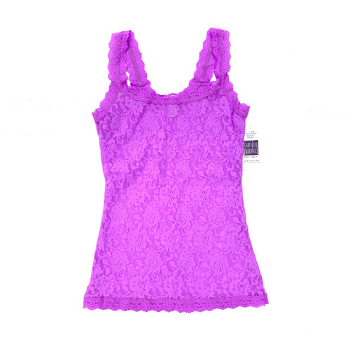 Hanky Panky Signature Lace Lilac Unlined Camisole- Front