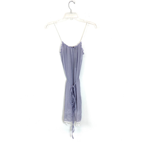 Joe's Jeans Wisteria Lace Trimmed Nightgown- Front