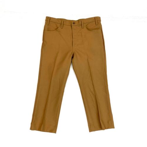 Vintage Levi's Twill Crop Pants- Front