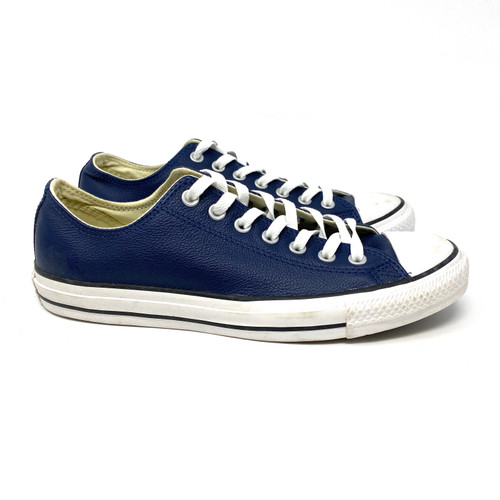 Converse Nighttime Navy Low Top- Right