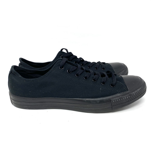 Converse All Black Low Top- Right