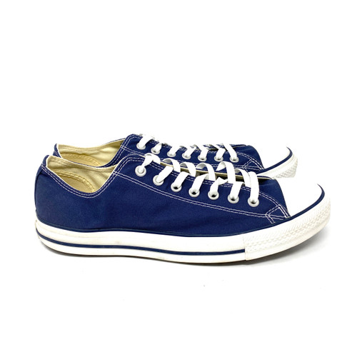 Converse Navy Low Top- Right