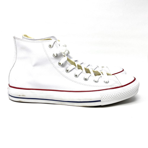 Converse White High Top- Right
