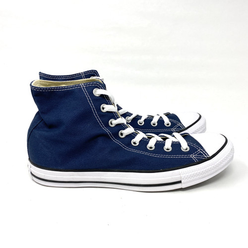 Converse Navy High Top- Right