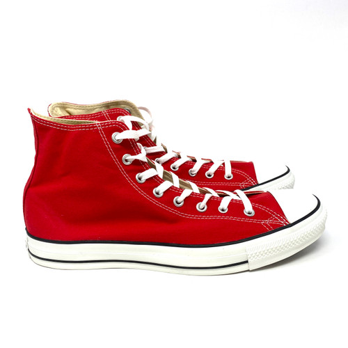 Converse Red High Top- Right