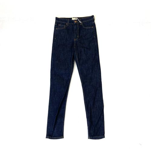 COS Ultra Dark High Rise Skinny Jeans