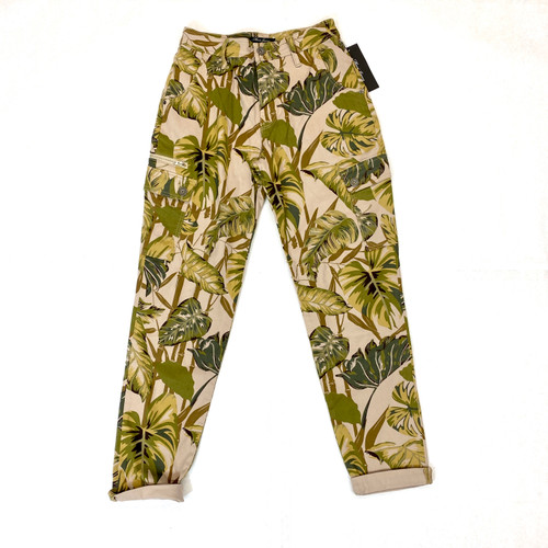 Mavi Denise Safari Pants- Front