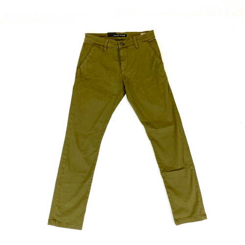 Mavi Johny Sateen Chino- Front