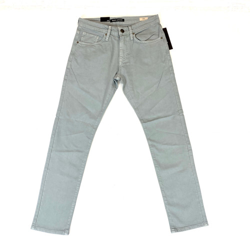 Mavi Ice Gray Jake Jean- Front