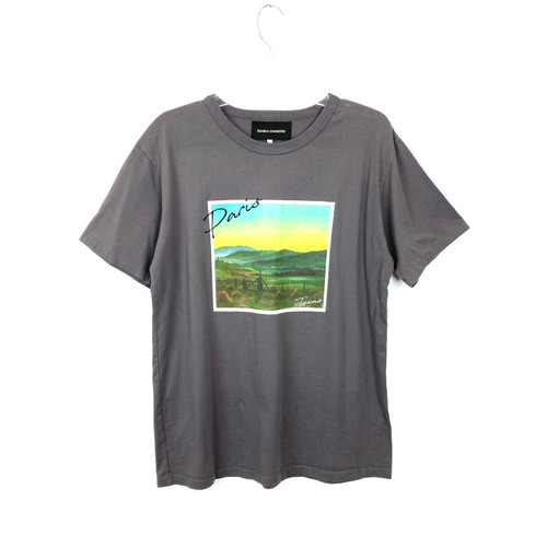 Bianca Chandon Paris Texas Landscape T-Shirt- Front