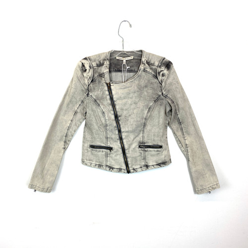 Romeo And Juliet Couture Moto Jacket- Front