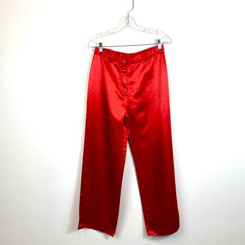 Vintage Acetate Pants- Front