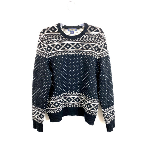 Brooks Brothers Scottish Lambswool Sweater - Front
