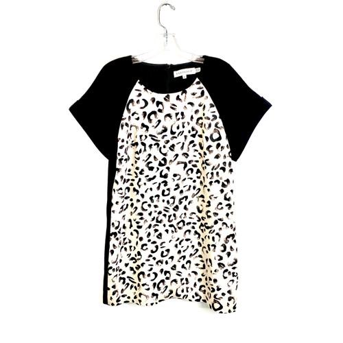 Keepsake Short Sleeve Mini Dress - Front
