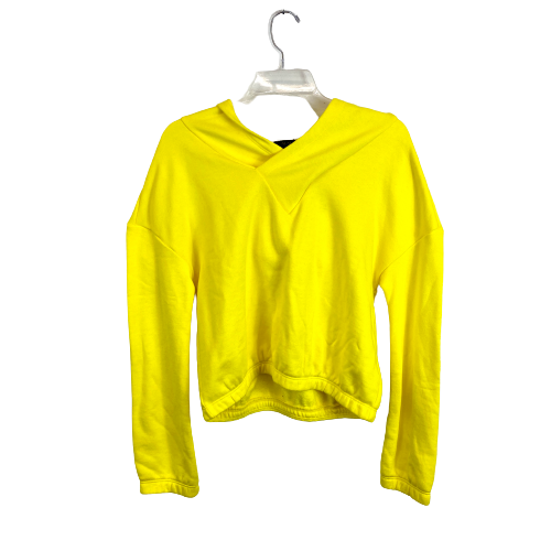 ALALA Banded Waist Hoodie - Front