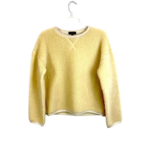 ALALA Fleece Pullover Top - Front