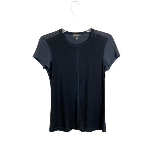 ALALA Ribbed Training T-Shirt - Front