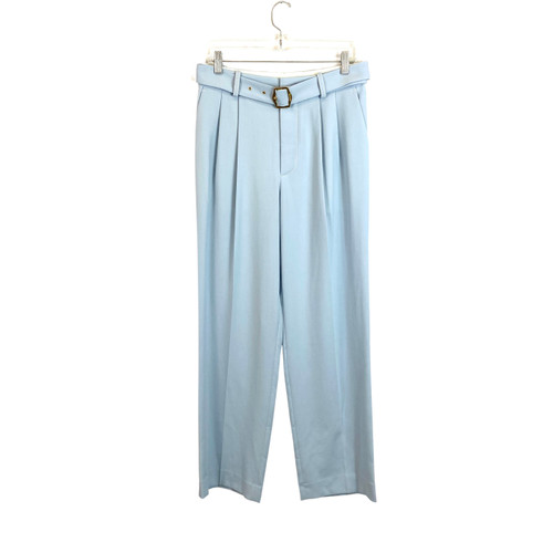 Sies Marjan Andy Cotton Crepe Pants- Front