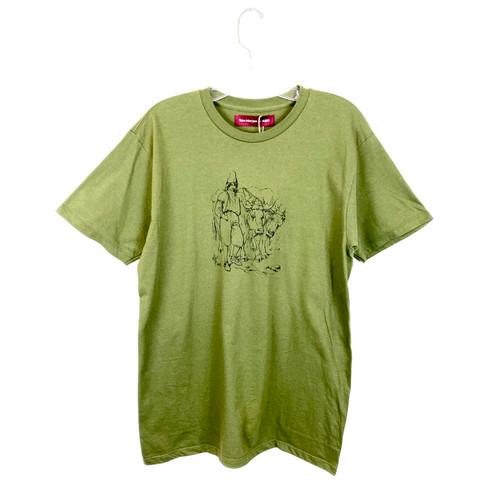Sies Marjan X AMO Pastoral T-Shirt- Front
