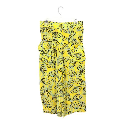 Derek Lam 10 Crosby Printed Pants-Front