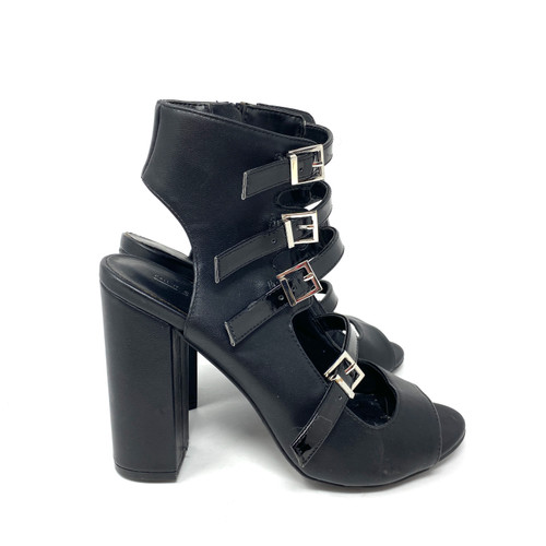 Call It Spring Multistrap Booties- Right