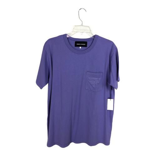 Bianca Chandon Western T-Shirt- Purple