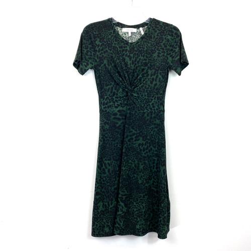 Lark & Ro Twist Knot T-Shirt Dress- Front