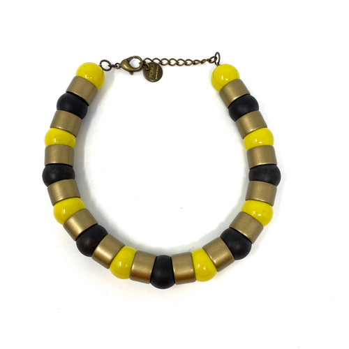 PONO Chunky Beaded Necklace- Front