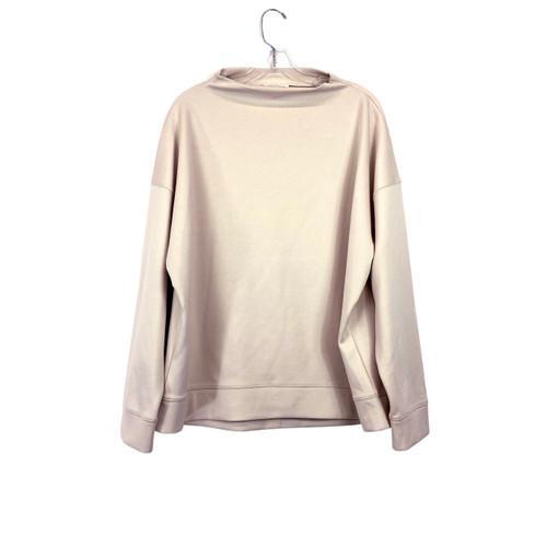 Prologue Mock Neck Sweatshirt- Front