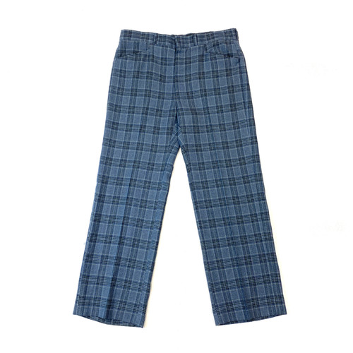 Vintage  Flared Trousers- Front