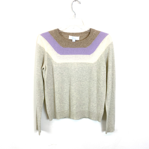 Elurie Cashmere Sweater- Front
