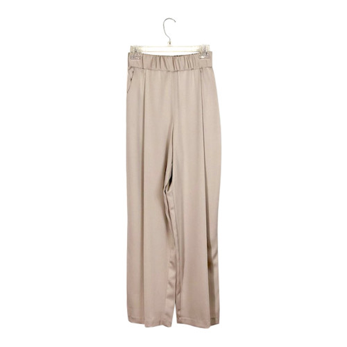 Second Sight Satin Pants- Front
