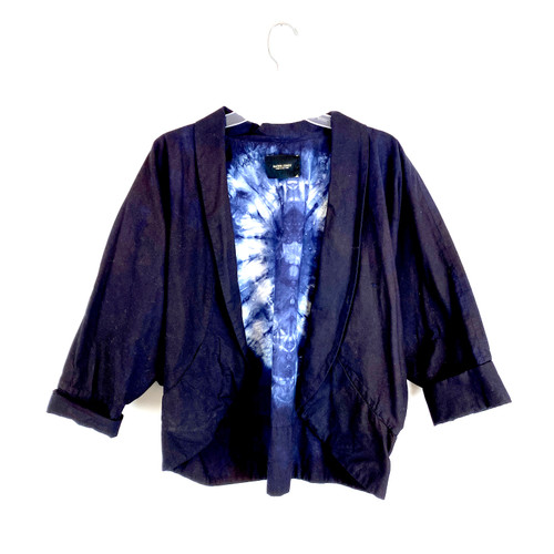 Rachel Comey Shibori Dolman Jacket- Front